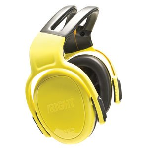 Yellow Headband Ear Muff 28dB