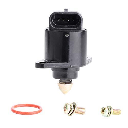 cciyu Fuel Injection Idle Air Control Valve Premium Quality Idle Air Control Valve Fit for Buick/Chevrolet/Ford Geo/GMC/Isuzu/Oldsmobile/Pontiac with 2H1020 of 1pcs