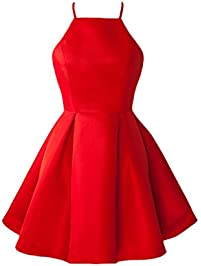Red dress size 0 battery