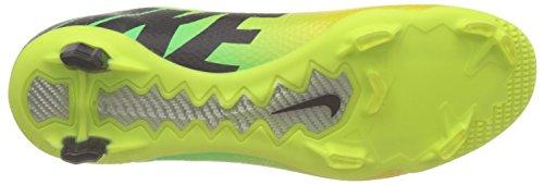 Nike Mens Mercurial Veloce Fg Tacchetta Da Calcio Vibrante Giallo / Nero / Neo Lime