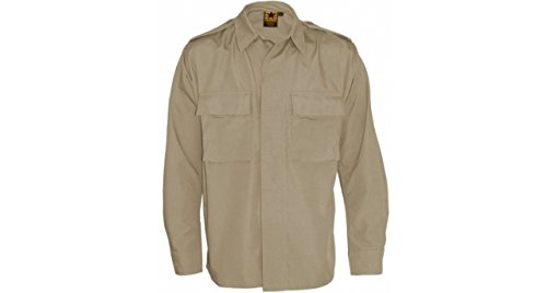 Propper Bdu Shirt   Long Sleeve Khaki 4Xl2