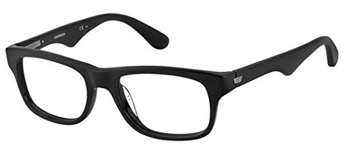 Carrera 6609 Eyeglasses-0807 Black - Reading Glasses Carrera