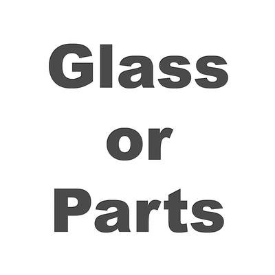 Sea Gull Lighting G500694-619 Satin Etched Glass Shade for model 39036BLE, Satin (619 Sea Glass)