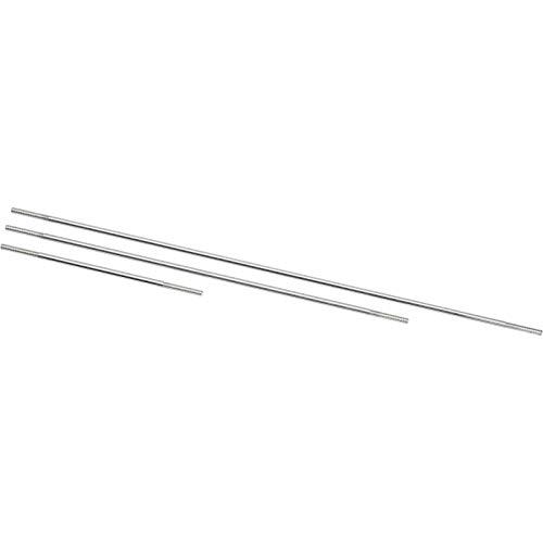 Aluminum Bell Crank Linkage Rods, 10-32 RH/LH Thread ()