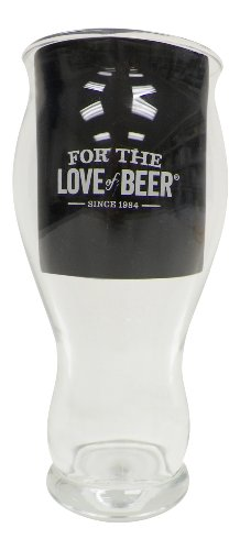Samuel Adams Signature Perfect Pint - ''For The Love of Beer'' Edition - Set of 2 by Samuel Adams (Image #1)