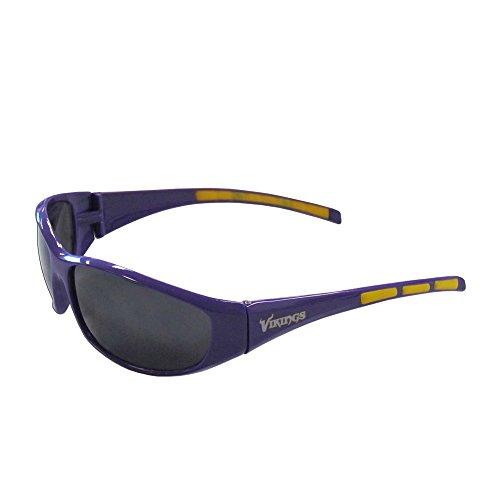 Siskiyou Gifts Co, Inc. Minnesota Vikings Wrap Sunglasses
