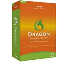 Dragon Naturally Speaking Version 11.5 with Headset Training Video and Headset USB Adapter