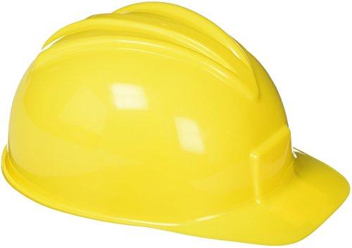 (Jacobson Hat Company Plastic Construction Hat Yellow)