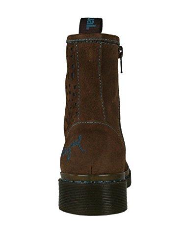 DESIGUAL Damen Designer Top Stiefel Boots Schuhe - ROSELLO -