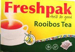 Rooibos Tea Bags - Freshpak Rooibos Tea 80 Tagless Bags (2 X Pack)