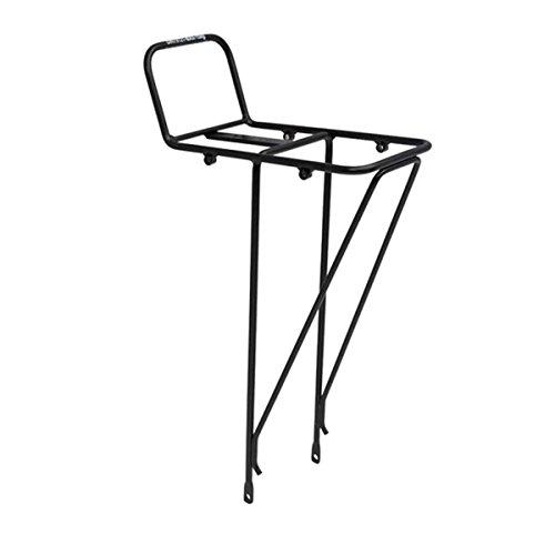 Soma Fabrications Lucas mini front rack – black – 185110