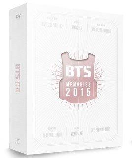 防弾少年団(BTS) MEMORIES 2015 [4DVD+フォトブック] DVD タワーレコード限定 生産限定盤 B01GLK4Z3A