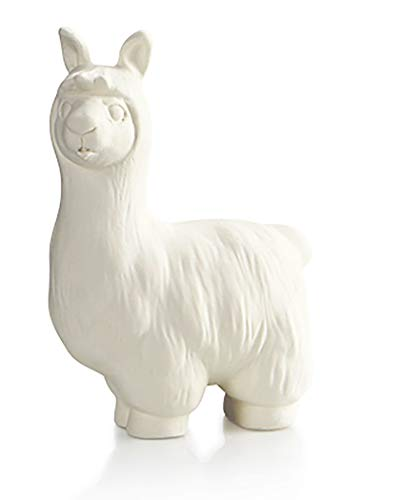 The Lovable Llama - Paint Your Own Adorable Ceramic Keepsake for $<!--$15.95-->