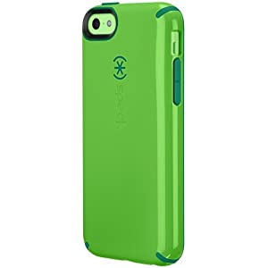 Speck Products CandyShell Case for iPhone 5c - Leaf Green/Dark Forest Green