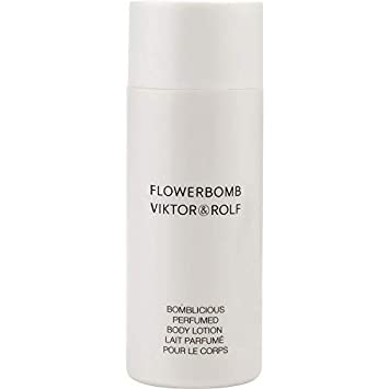 Viktor Rolf Flowerbomb Body Perfume Lotion for Women, 1.7 Ounce