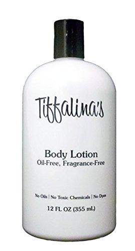 Tiffalina's Oil Free Body Lotion - 12 Oz. by Tiffalina's