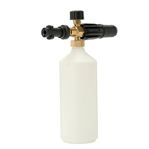 High Pressure Washer Bottle Wash Compatible Snow Foam Lance Clean Washer Bottle by OlogyMart