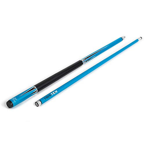 EastPoint Sports Composite Billiard Pool Cue - 58 Inch - Features Premium Fiberglass Material and Reinforcement, Micro-Fiber Grip (Color May Vary)