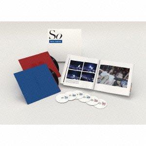 ピーター・ガブリエル(Peter Gabriel)『So 25th Anniversary Collection』