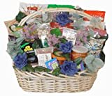 Thanks a LOT! Healthy Gift Basket by Well Baskets