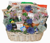 Thanks a LOT! Healthy Gift Basket by Well Baskets by Well Baskets