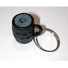 Beer Barrel Key Chain Dart Sharpener