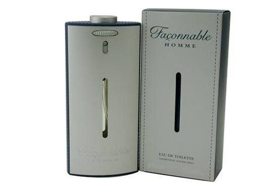 Faconnable Mint Perfume (Faconnable Homme By Faconnable For Men. Eau De Toilette Spray 1.7)