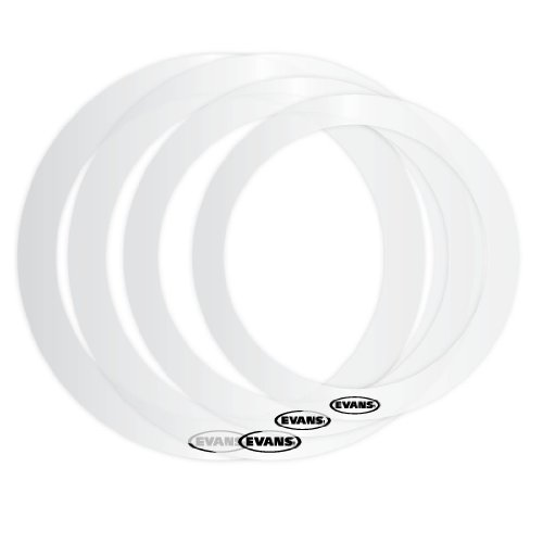 Evans E-Ring Pack, Fusion (Rings Drum Remo)