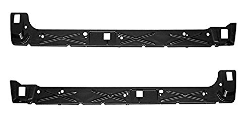 99-13 Chevy Silverado/GMC Sierra 3-Door/4-Door Extended Cab Metal Inner Rocker Panels (Set of 2) ()