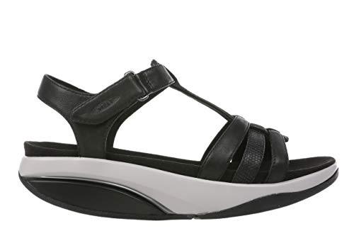 MBT USA Inc Women's Rani Black Sandals 70999-1301N Size 9-9.5