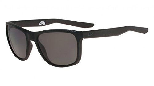 Nike Golf Unrest P Sunglasses, Matte Black/Deep Pewter Frame, Polarized Grey - Nike Lenses Sunglasses