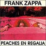 Peaches En Regalia - 3 Card Sleeve