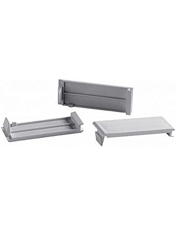 Solera 100G - Tapa ciega aislante para separación de mecanismos o para cubrir ventanas libres.
