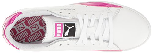 Match Puma White Sneakers ultra Basic Women's PUMA Magenta 4zCqfwZT