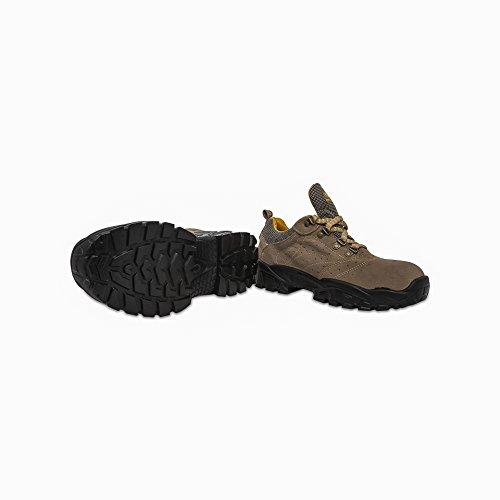 """Cofra nt060–000.w37Talla 37s1P SRC–Zapatillas de seguridad """"Nueva Nilo–Beige"""
