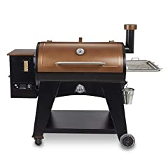 The Pit Boss Wood Pellet Series offers the best value per square inch in the pellet grill industry! Ideal for large groups or BBQ entertainment, the Austin XL has been designed with your experience in mind. The Austin XL offers two tiers of p...