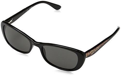 Guess GU 7210 Sunglasses Color BLK-3: - Guess Black Sunglasses