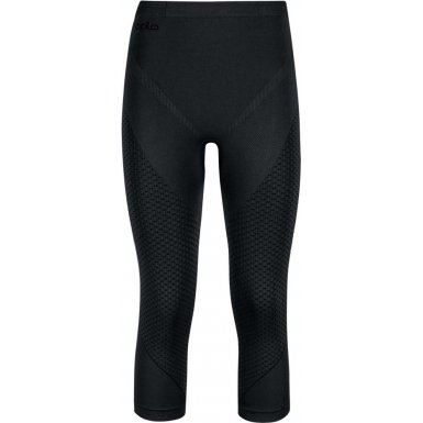 Odlo Evolution Warm W Pantalón tres cuartos Black