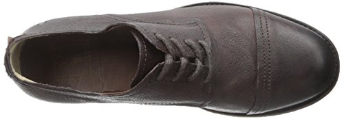 Johnny Frye Dark Black Brown 84565 7 Men's M US Oxford Bvaw5qxv