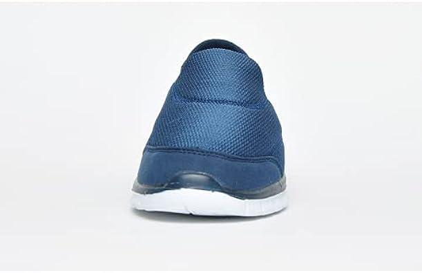 Details about  /Caravelle Mens Orlando Sporty Comfort Slip On Shoe Navy