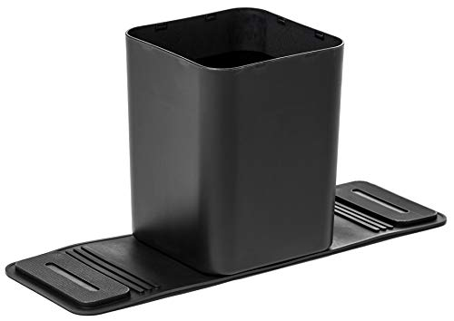 Meistar Car Trash can Bin Waste Container Plastic with 20 Free Disposable Bags!!! (20 Garbage)