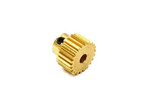 Integy RC Model Hop-ups C27552 48 Pitch Pinion Gear 22T (Brass)