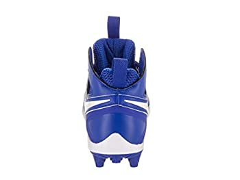 Nike Men's Huarache V Lax Game Royalwhitewhite Cleated Shoe 10 Men Us 2