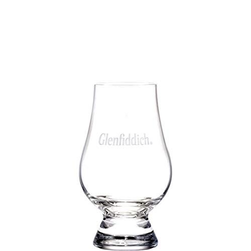 Glenfiddich Single Malt Scotch Whisky - Glenfiddich Stag Logo Glencairn Single Malt Scotch Whisky Tasting Glass
