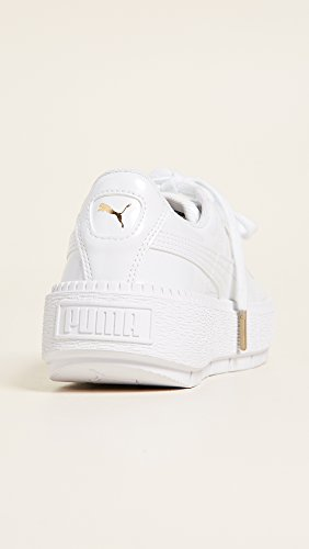 PUMA Women's Basket Platform Trace Sneakers Puma White sale low price fee shipping deals online buy cheap best wholesale outlet 6ZRQtx2j