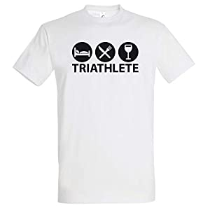 Boutique KKO T-Shirt Humoristique Triathlete