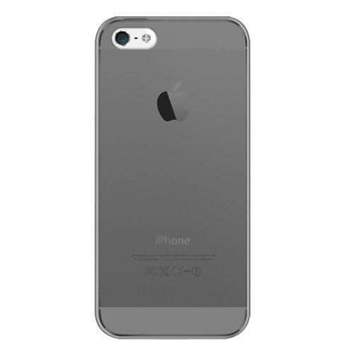 Katinkas Ultra Slim Hard Case für Apple Apple iPhone 5 schwarz