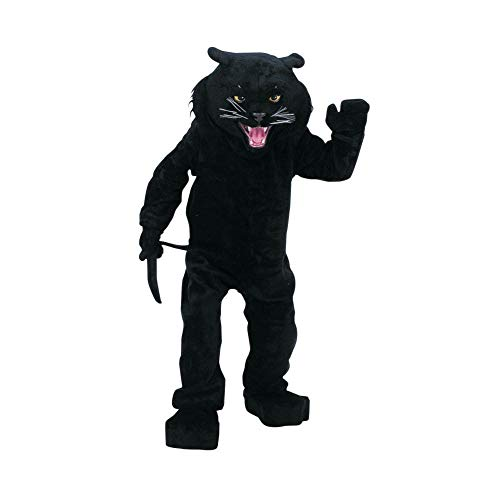 Rubie's Costume Co Panther Black Mascot Complete
