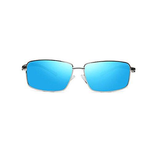 1 Color Hombre Gafas Polarizados Alta Gafas Vidrios De YQQ Definición Conducción 3 Espejo De Moda sol Deporte de Conducción Anti De Gafas Reflejante De q6vt1xwSB