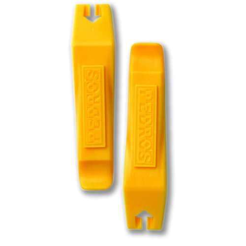 Pedro Tire Lever Yellow One Pair
